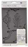 Baroque 4 Vintage Art Decor Moulds