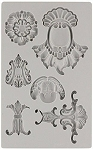 Iron Orchid Designs Décor Mould Baroque 2