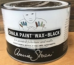 BLACK Chalk Paint Wax (500mL) (Formally Soft Wax)