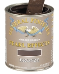 General Finishes Pearl Effects - Bronze Pearl Pint