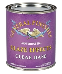 General Finishes Glaze Effects Clear Base Quart
