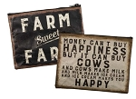 Farm Sweet Farm Zipper Pouch