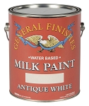 General Finishes Milk Paint Antique White Pint