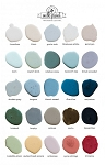 Miss Mustard Seed Milk Paint Color Chart