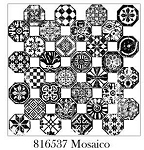 Iron Orchid Designs Décor Stamps - Mosaico