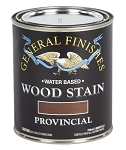 General Finishes Water Based Wood Stain - Provincial Pint