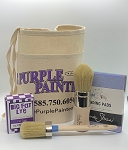 Textured Finish Brush Kit