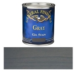 General Finishes Gel Stain - Gray 1/2 Pint