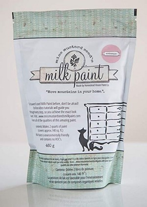 ARABESQUE MILK PAINT 2 QUART PKG
