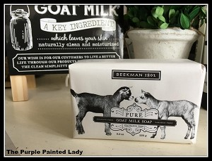 Beekman 1802- Goat Milk Bar Soap (Fragrance Free) 9.0 oz
