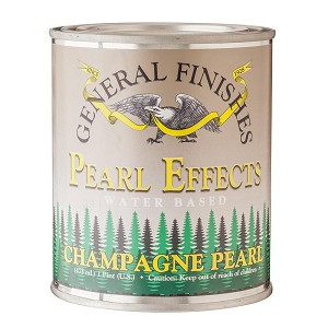General Finishes Pearl Effects - Champagne Pearl Pint