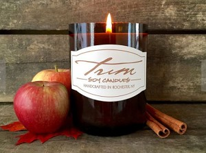 Trim Candle - FALL HARVEST