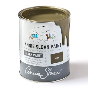 Olive Chalk Paint® Sample Pot - 120 mL