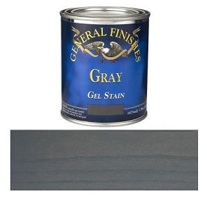 General Finishes Gel Stain - Gray Pint