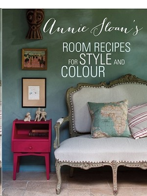 Annie Sloan's Room Recipes for Style And Color (Hard Cover Book) - will be back in stock around 7/1/19