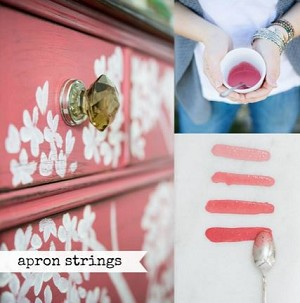 Apron Strings Milk Paint Quart