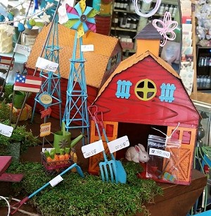 Windmill - Fairy Garden