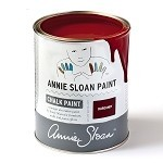 Burgundy Chalk Paint® Sample Pot - 120 mL