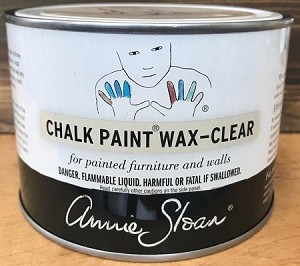 Clear Chalk Paint Wax (500mL)