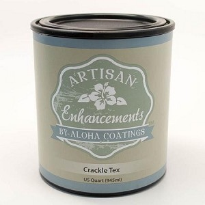 Artisan Enhancements - Crackle Tex Quart