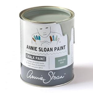 Duck Egg Blue Chalk Paint® Litre - Slightly more green in Litre