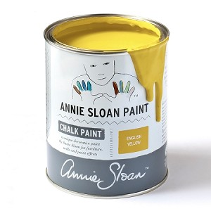 English Yellow Chalk Paint® SAMPLE POT 120 mL