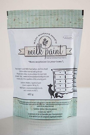 Miss Mustard Seed Milk Paint - Grain Sack 2 Quart Package