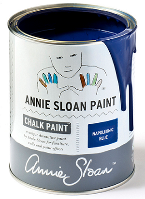 Napoleonic Blue Chalk Paint® Litre (Color has changed to a Cornflower Blue)