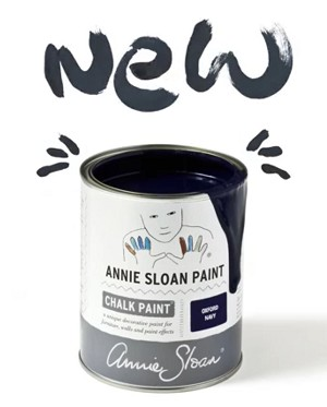 Oxford Navy Chalk Paint® Litre