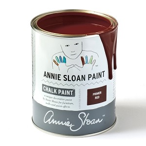 Primer Red Chalk Paint® Litre (this is lighter than what  was in a quart container)