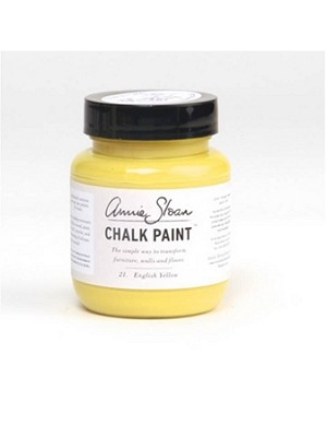 English Yellow Chalk Paint® Sample Pot