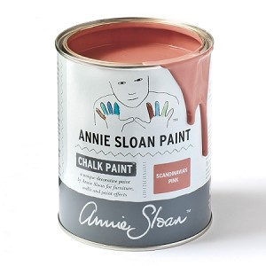 Scandinavian Pink Chalk Paint® Litre