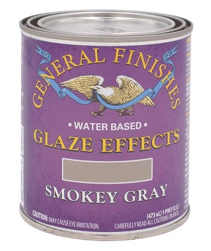 General Finishes Smokey Gray Glaze Pint