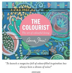 The Colourist -  Bookazine by Annie Sloan Issue 1