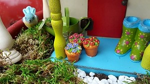 Flower Pot- Fairy Garden 3 for $6